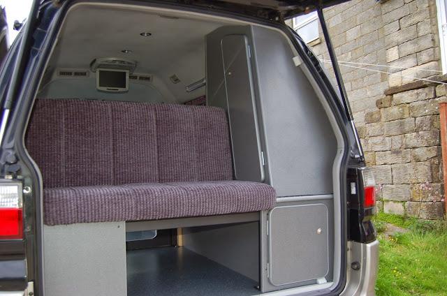 Hiace Hobo  Living in a Toyota Camper Van Mitsubishi Delica Chamonix 4WD OffRoad Camper Van