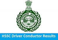 HSSC Driver Conductor Results