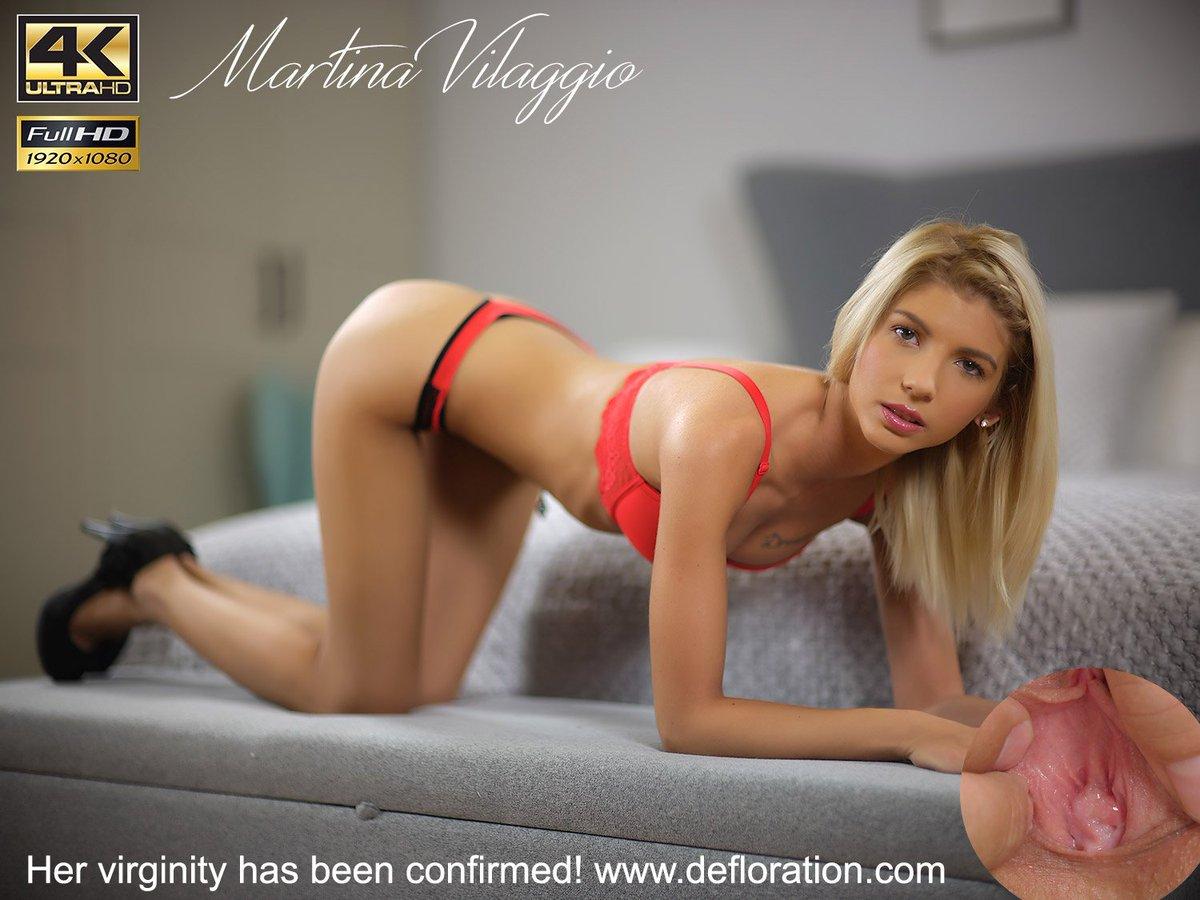 Martina Vilaggio , defloration , Westen , Westen Porn, Anal , Uncensored , Threesome , defloration.com, defloration.tv