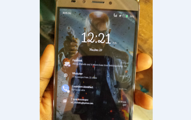 How to hard reset Infinix Note 3 Pro X601-H537 » ChuksGuide