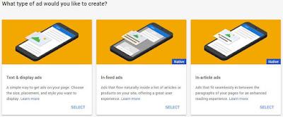 Panduan Lengkap Memasang Kode Iklan Adsense Di Blogspot (Update)