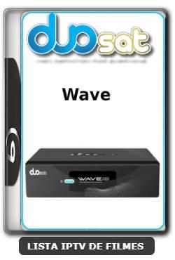 Duosat Wave Nova Atualização Resolvido problema VOD V1.56 - 04-06-2020
