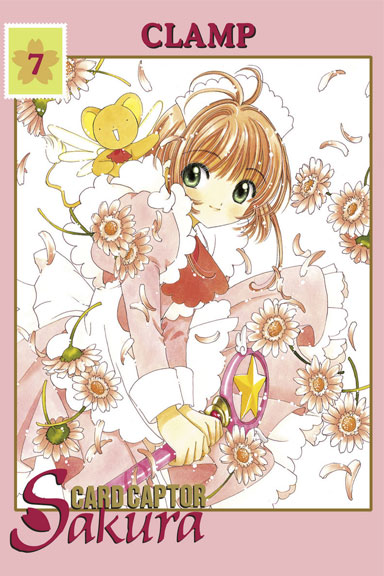 Czemu warto mieć dobrą rękę do kart - recenzja mangi Card Captor Sakura (tomy 5-7)