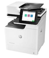 Télécharger HP Color LaserJet M681dh Pilote