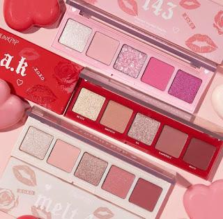 colourpop  Valentines Collection