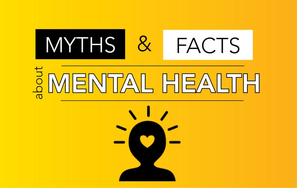Top 22 True common mental health myths debunked