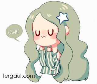 Arti Kata Uwu Owo yang Sebenarnya dalam Bahasa Gaul