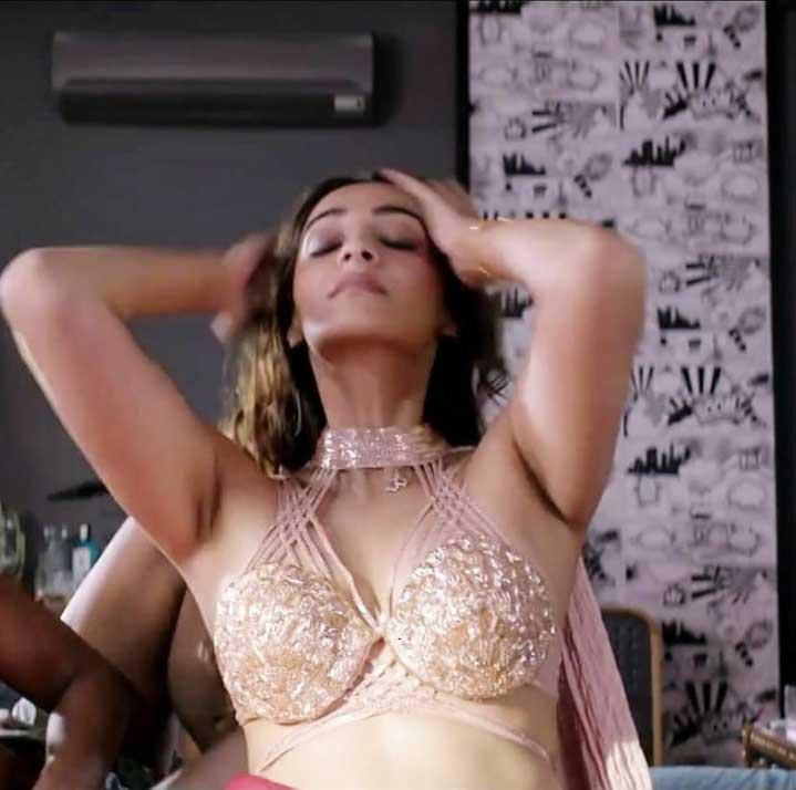 Sonam Kapoor Hot Sexy Armpits