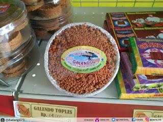 Kuliner galendo khas ciamis