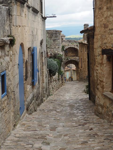 Прованс, Франция - деревня Лакост (Provence, France - Lacoste Village)