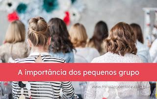 pequeno grupo de mulheres