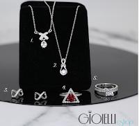 Logo Gioielli Eshop : scegli e vinci gratis uno dei 5 gioielli