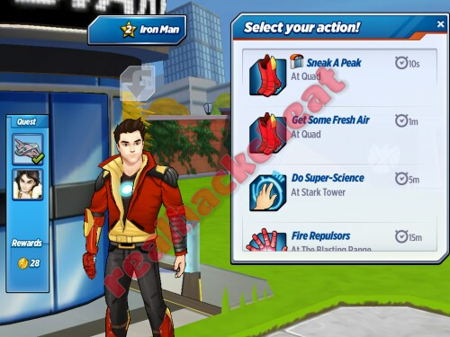 Marvel Avengers Academy Cheat LATEST | Real Hack And Cheat Tools