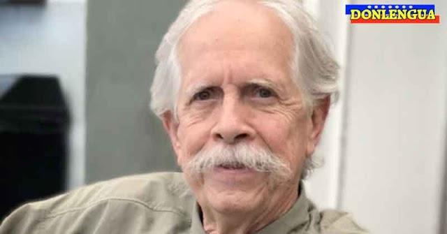 Charles Brewer-Carías se encuentra hospitalizado tras dar positivo para el V-CH