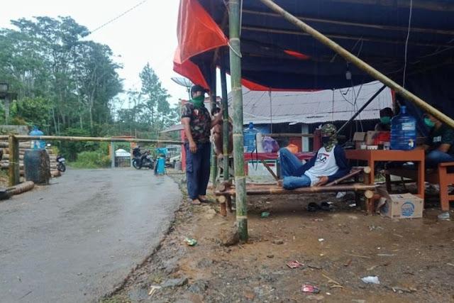 Local Lockdown di Salah Satu Dusun Warga Diberi Rp 50.000 per Hari