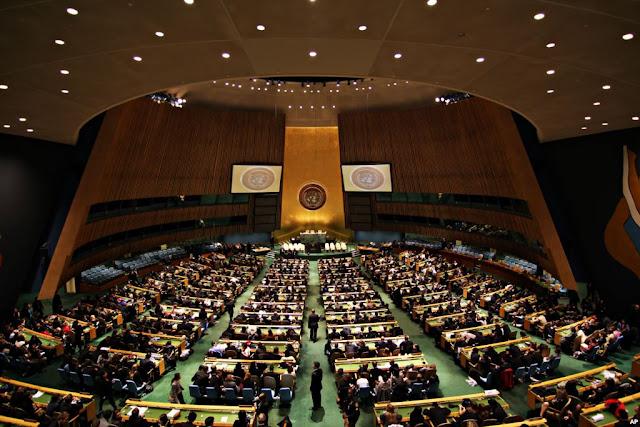Mengenal PBB dan Latar Belakang Pembentukannya