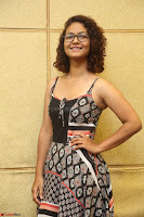 Actress Aditi Myakal Looks gorgeous in Sleeveless Deep Neck Top at Ami Tumi success meet ~  Exclusive 190.JPG