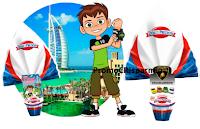 Logo Dolci Preziosi: scatta e vinci un viaggio a Dubai