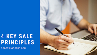 4 Key Sales Principles