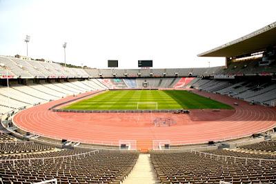 Estadio Olimpico - Barcelona