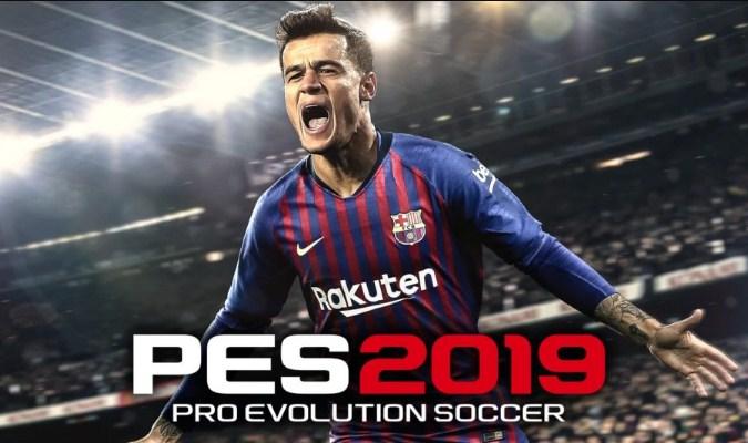 Game Android Terbaik di Tahun 2019 - PES 2019