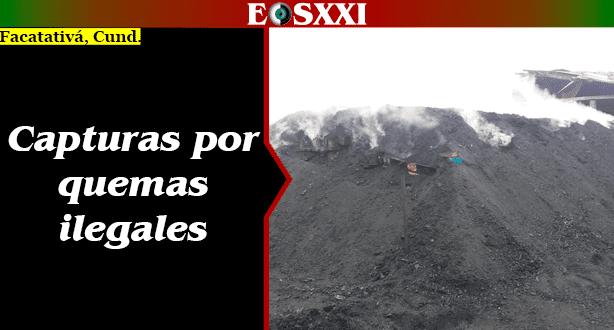 Nueva acción contra quemas ilegales a cielo abierto en Facatativá