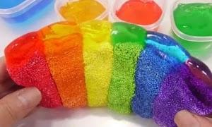 Cara Mudah Membuat Slime Tanpa Lem dan Borax