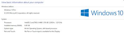 2 Cara Mengetahui Prosesor 32Bit Atau 64bit Di Os Windows 10