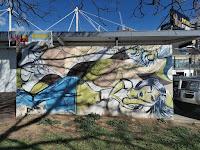 Canberra Street Art | Belconnen Mural