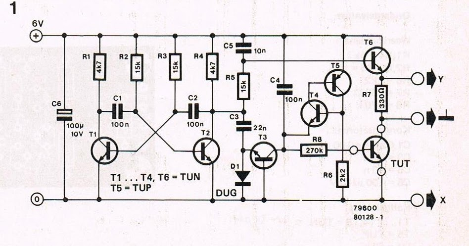 eddy bergman com  simple but effective transistor curve tracer circuit