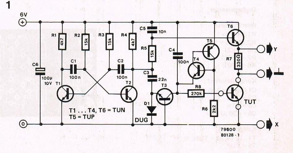 Eddy Bergman.com: Simple but effective Transistor Curve