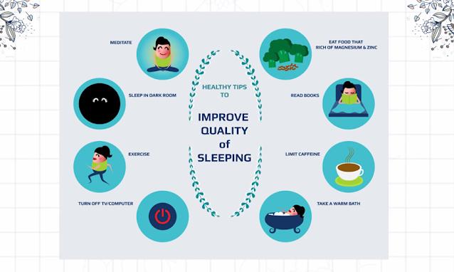 tips agar tidur nyeyak dan berkualitas