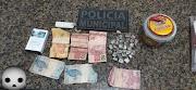 Guarda Municipal de Lago da Pedra encontra drogas e apreende adolescente durante ronda ostensiva
