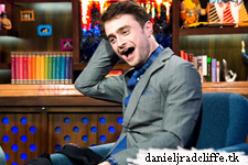 Updated(2): Daniel Radcliffe on Watch What Happens Live