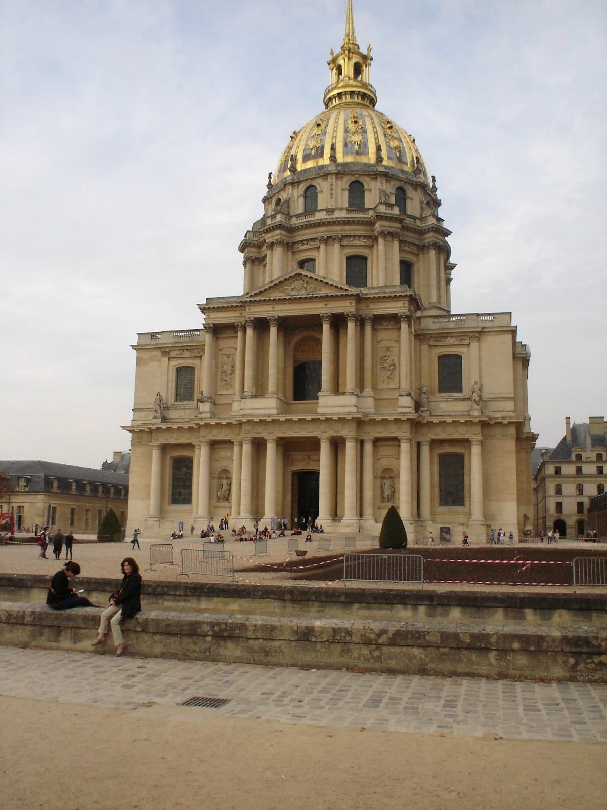Paříž Invalidovna