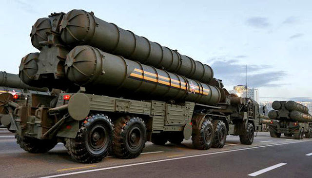 Arábia Saudita compra sistemas de defesa aérea russa S-400