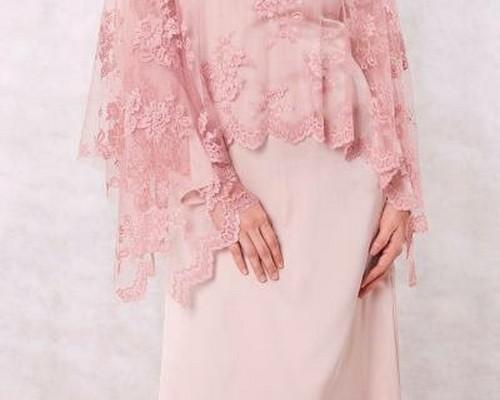 model baju gaun terbaru brokat kebaya muslim batik pesta panjang dan pendek elegan