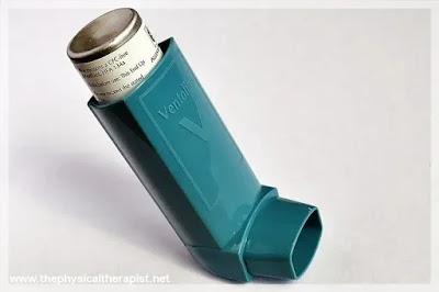 طريقة استعمال البخاخ لضيق التنفس : قم بالأمر هكذا