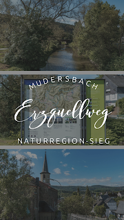 Erzquellweg - Mudersbach - Naturregion Sieg  Erlebnisweg Sieg 22