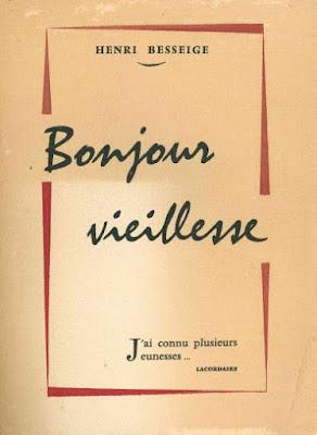 """""""Bonjour vieillesse"""" (collection Billard)"""
