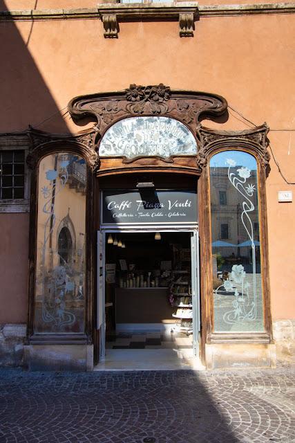 Negozio nel centro storico di Sulmona