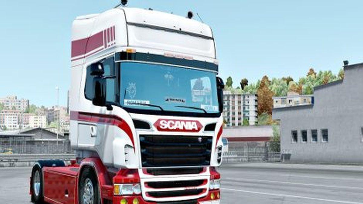LP99 Scania RJL Skin