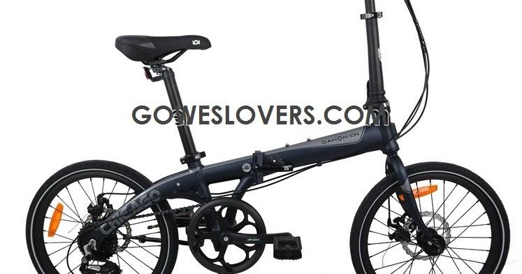 Review Sepeda Lipat Dahon Ion Terbaru Tahun 2020 Gowes Lovers
