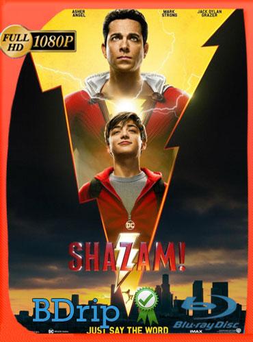 Shazam! (2019) BDRIP 1080p Latino Dual [GoogleDrive] TeslavoHD