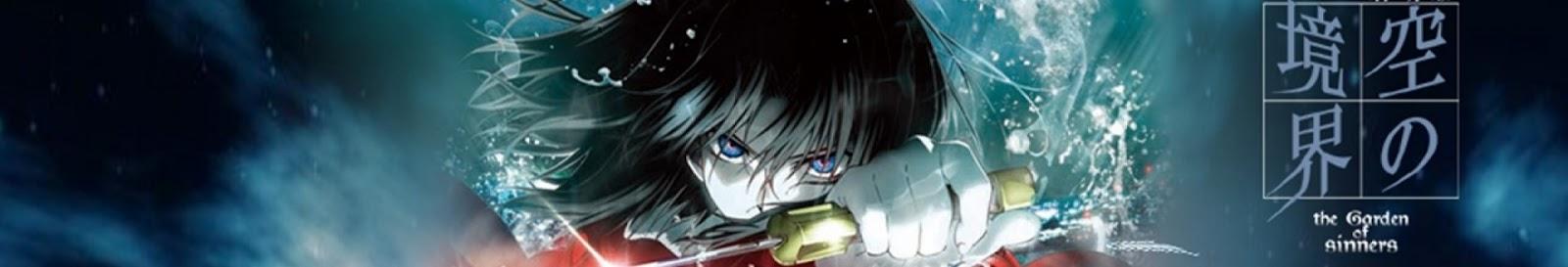 Kara No Kyoukai Garden Of Sinners Anime Review