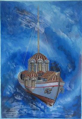 Η Εκκλησία είναι όπως το καράβι