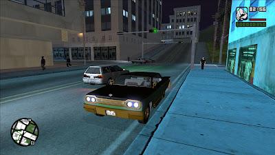 GTA San Andreas GTA V Cars Pack 2021 Update