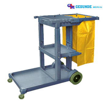 janitor trolley gm sc01