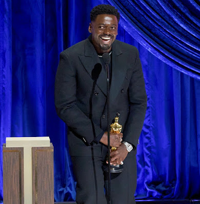 """Best Supporting Actor Daniel Kaluuya, """"Judas and the Black Messiah"""""""