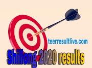 Shillong teer previous result 2020, shillong teer result list 2020.